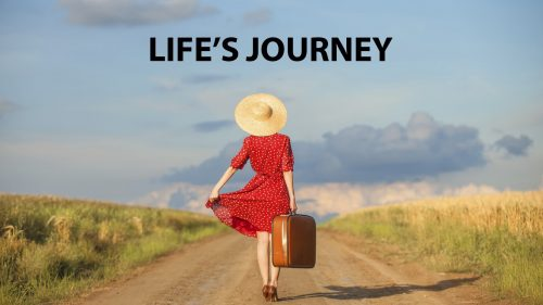 Woman on Life's Journey