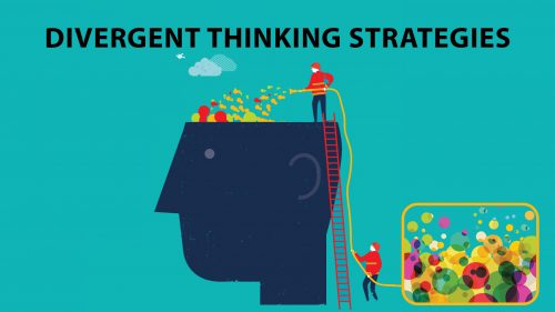 Divergent Thinking Strategies Brain Filler